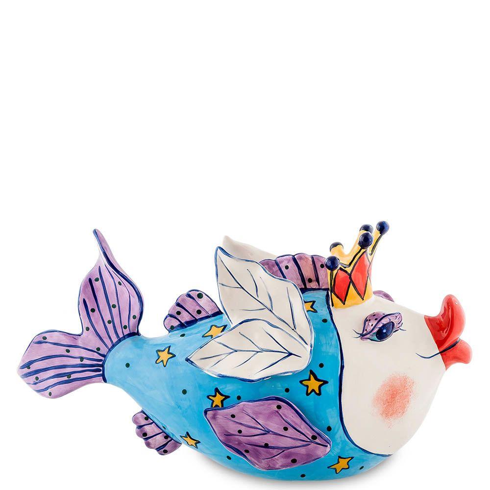 Фигура Pavone Blue Sky Рыба Королева