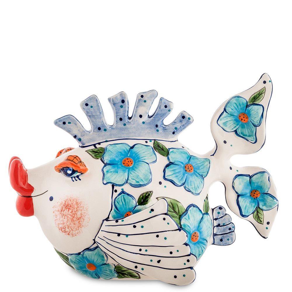 Фигура Pavone Blue Sky Рыба Фиалка