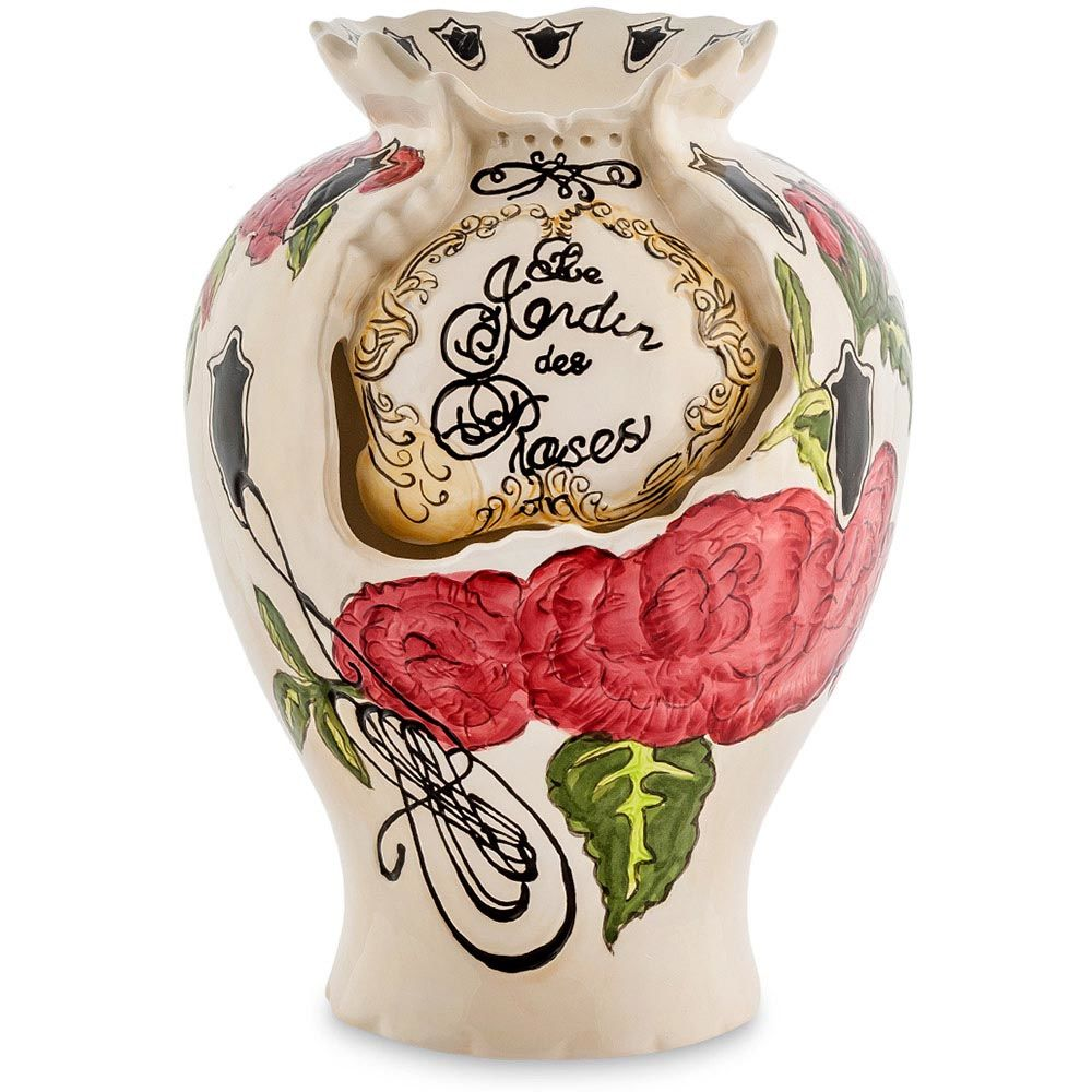 Фонтан декоративный Pavone Blue Sky Розовый сад