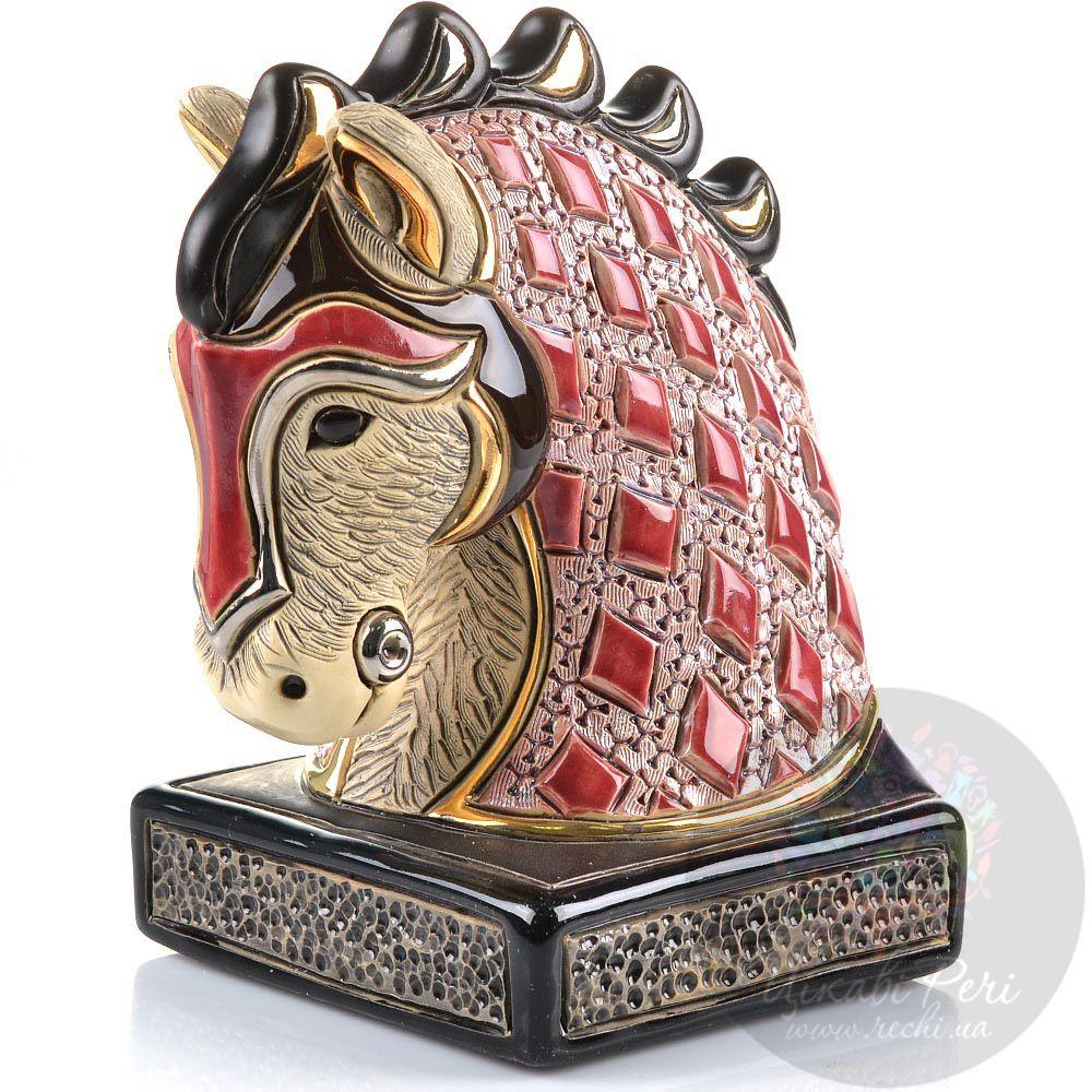 Фигурка De Rosa Rinconada Book End Красный конь