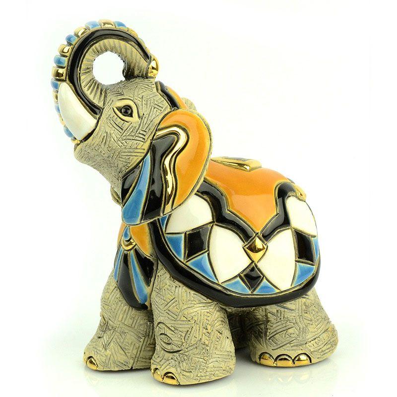 Фигурка De Rosa Rinconada Слон Азиатский