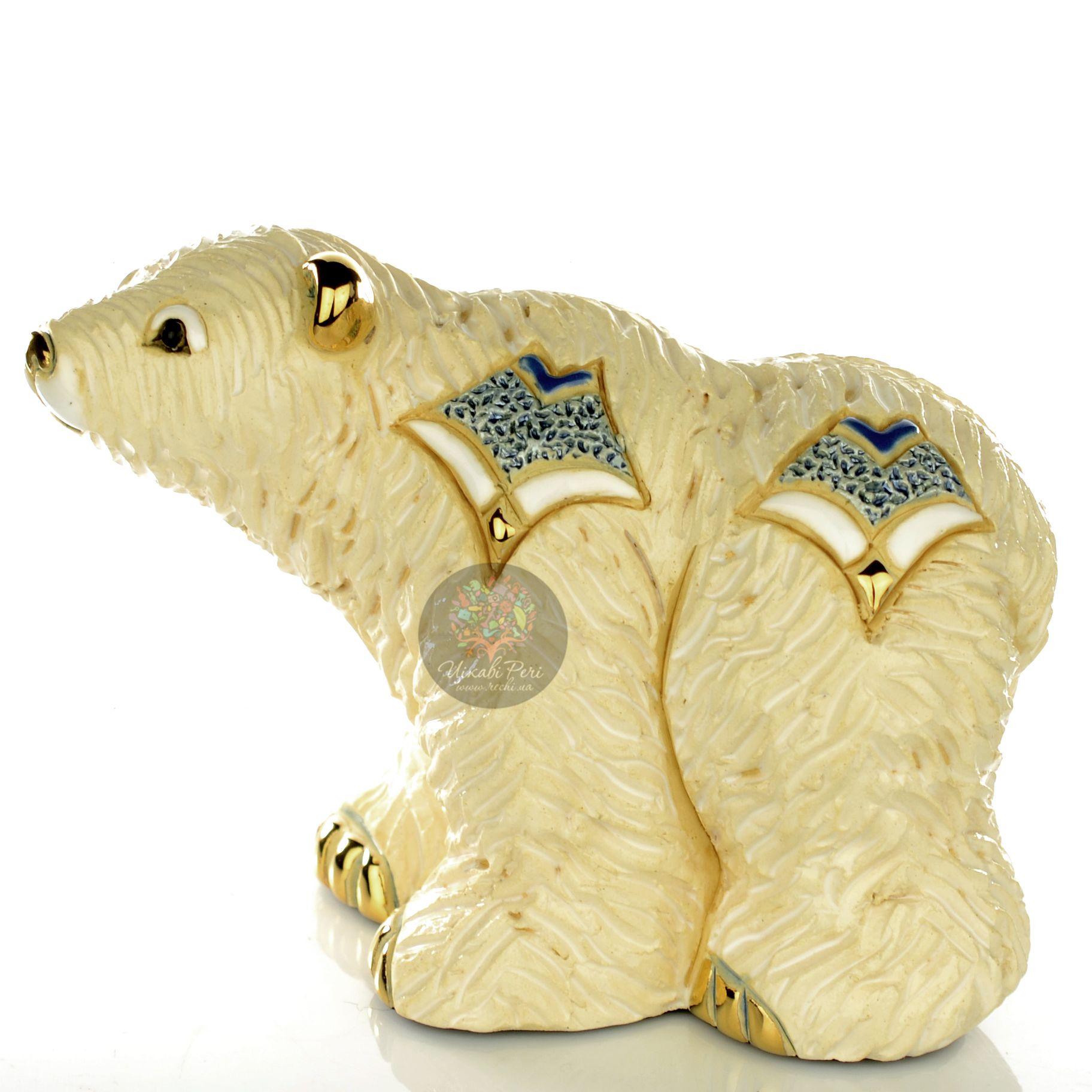 Фигурка De Rosa Rinconada Families  Медведь Белый