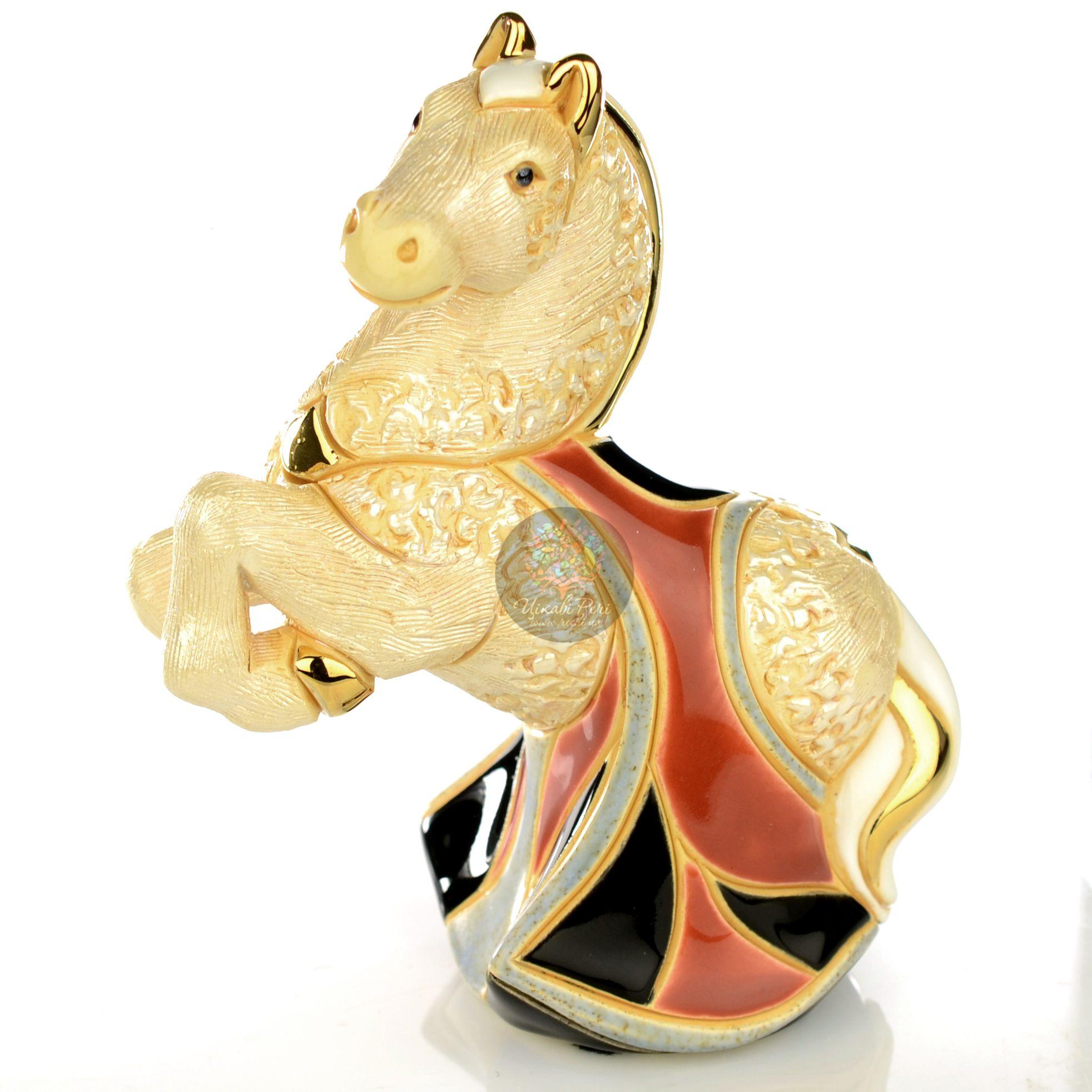 Фигурка De Rosa Rinconada Families  Конь Белый