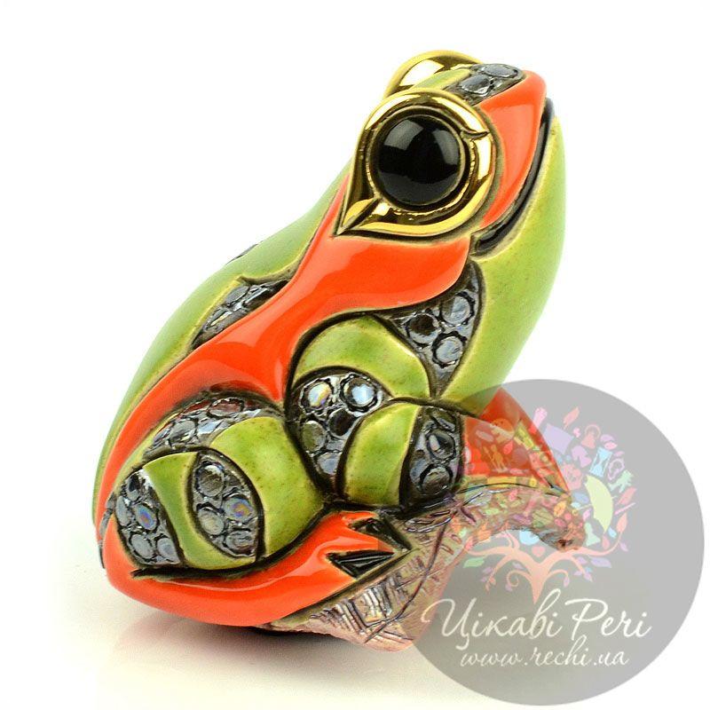Фигурка De Rosa Rinconada Лягушонок на листе