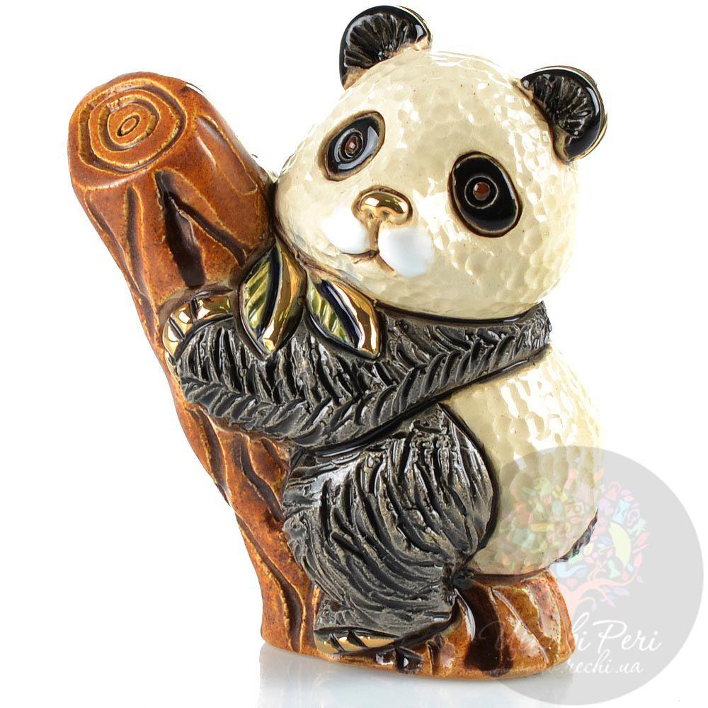 Фигурка De Rosa Rinconada Families малая Медвежонок Панда на дереве