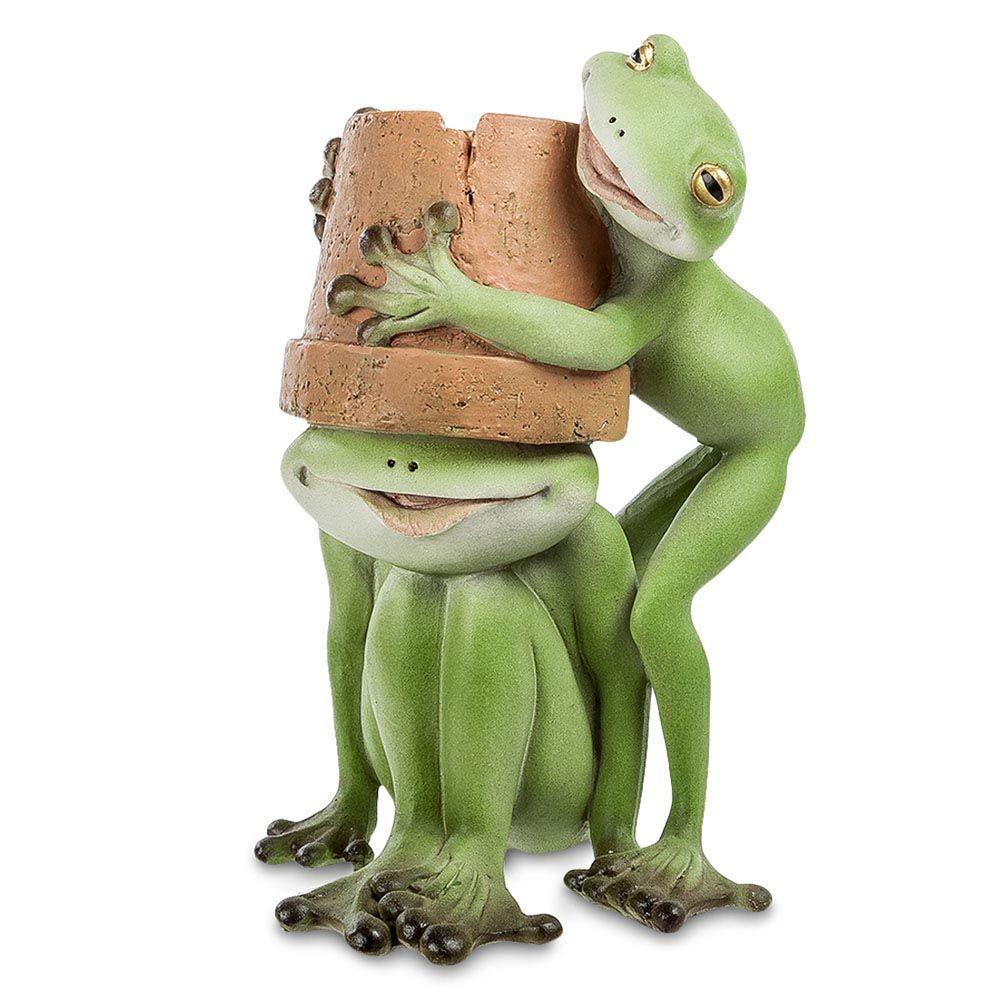 Фигурка Pavone ED Играющие лягушки
