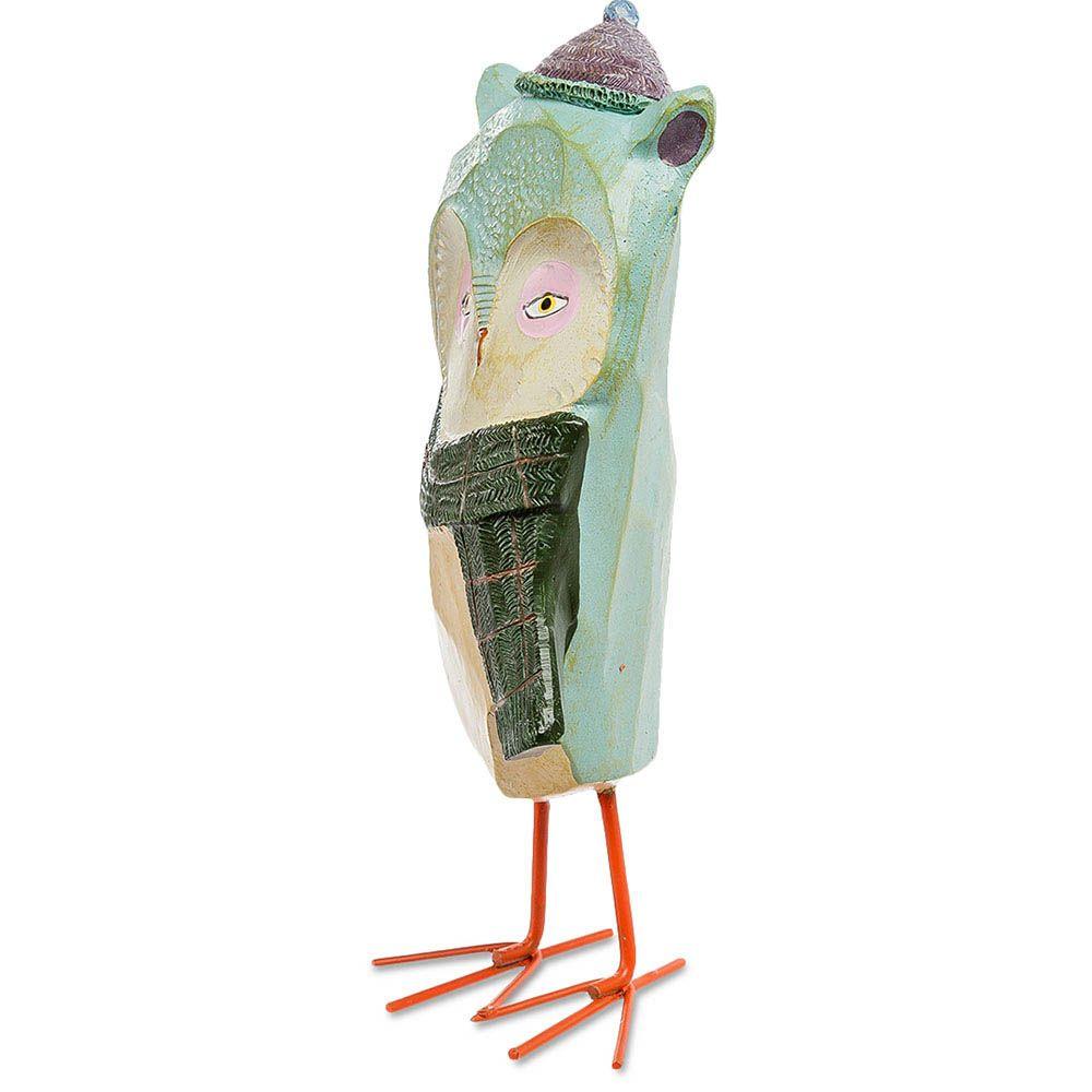 Фигурка Pavone ED Сова в шарфе