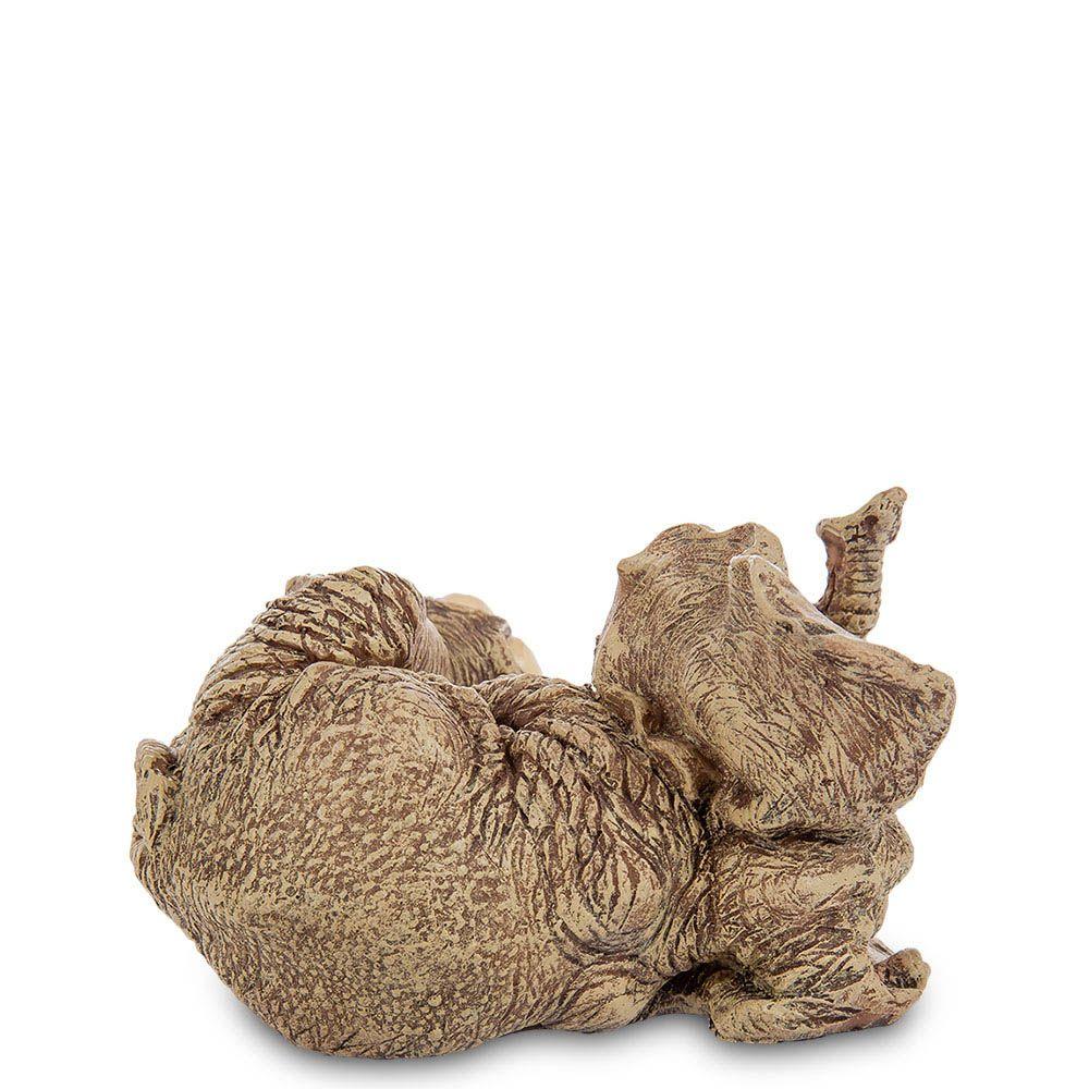Фигура Sealmark Слон из полистоуна Спящий слоник