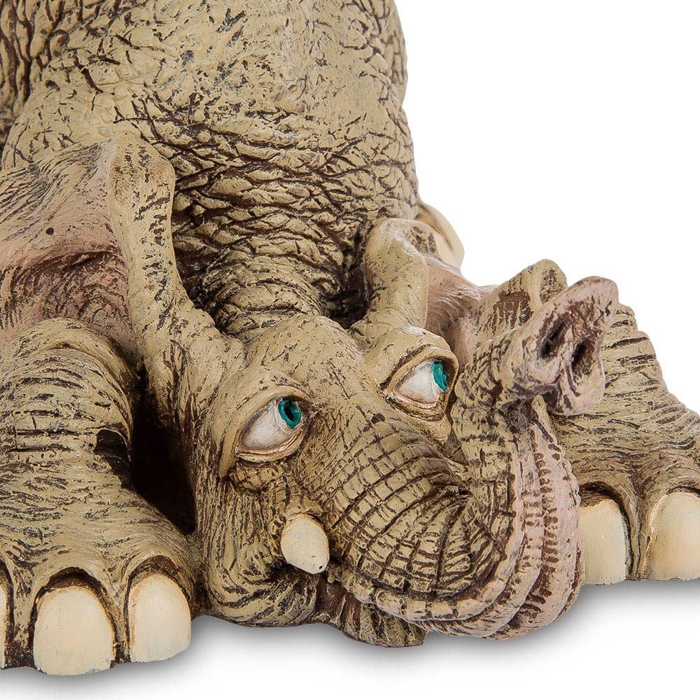 Фигурка Sealmark из полистоуна Играющий слон
