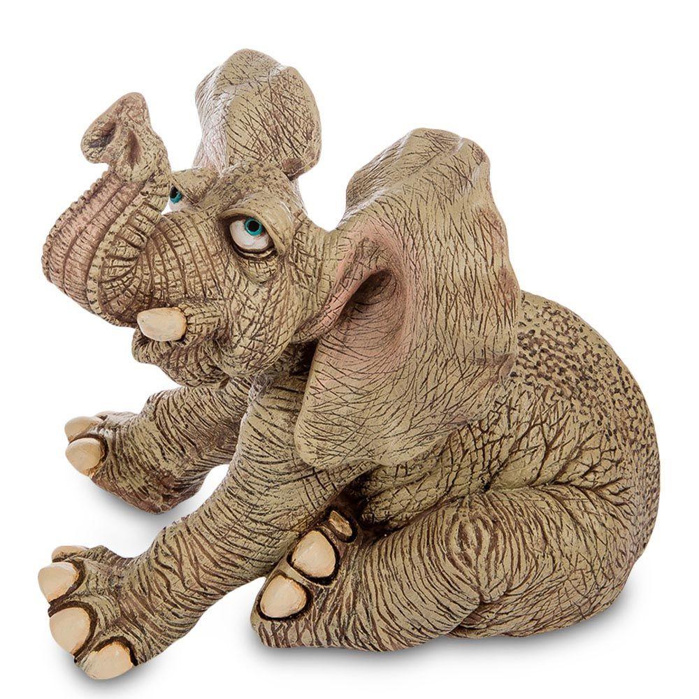 Большая фигура Sealmark из полистоуна Слон
