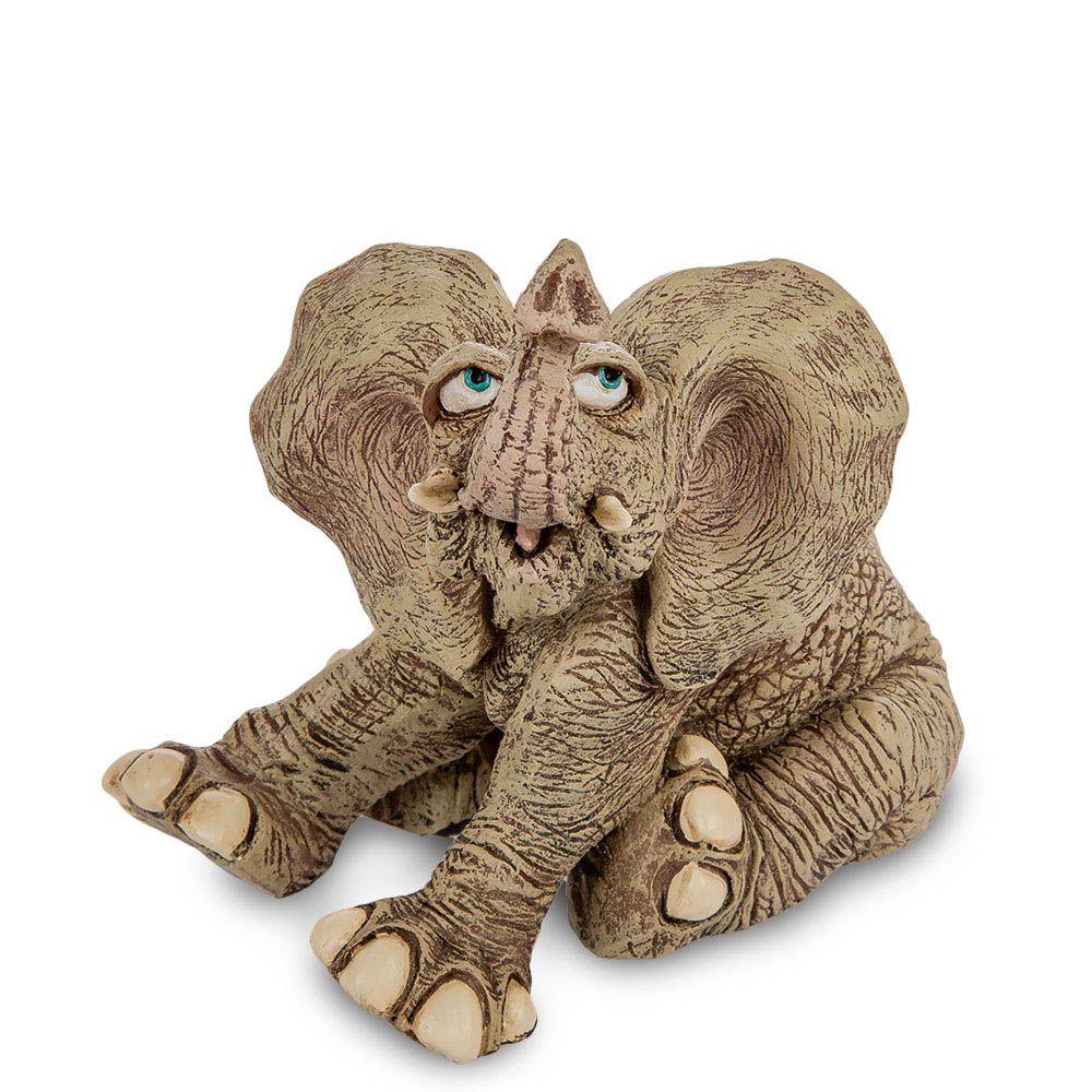 Фигура Sealmark из полистоуна Слон