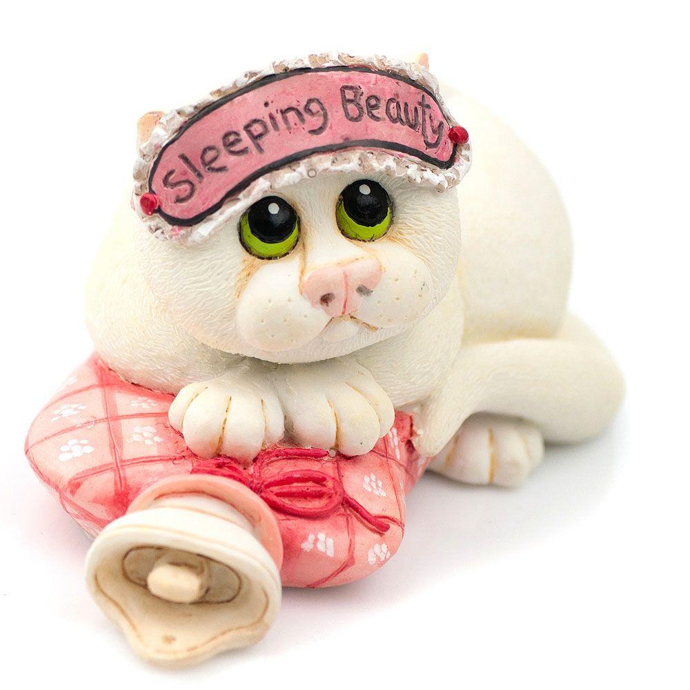 Кошечка - спящая красавица Enesco