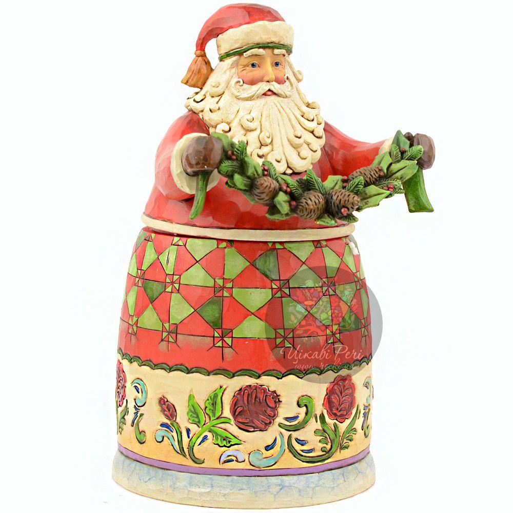 Санта с секретом Enesco