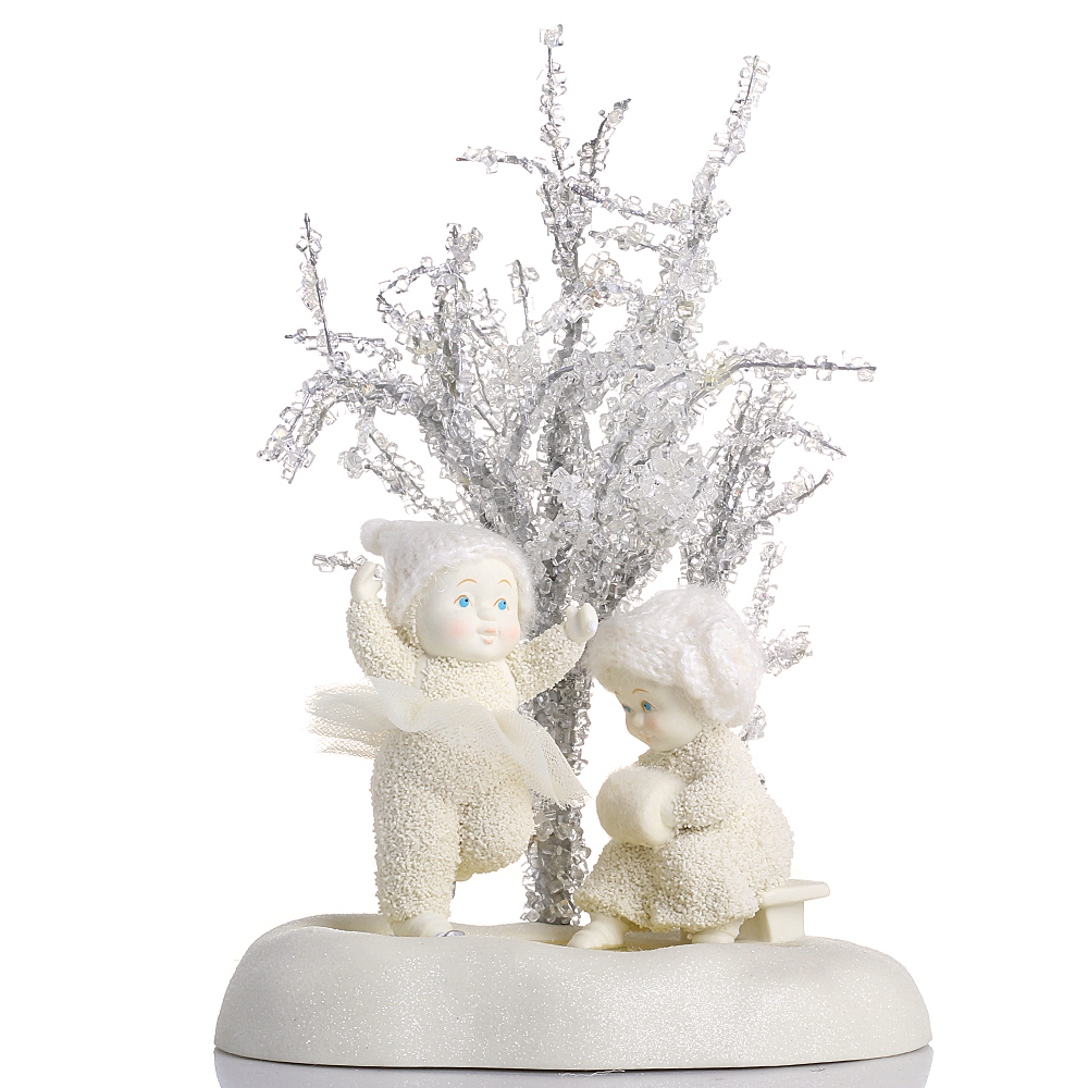 Фигурка Enesco Snowbabies Зимняя сказка