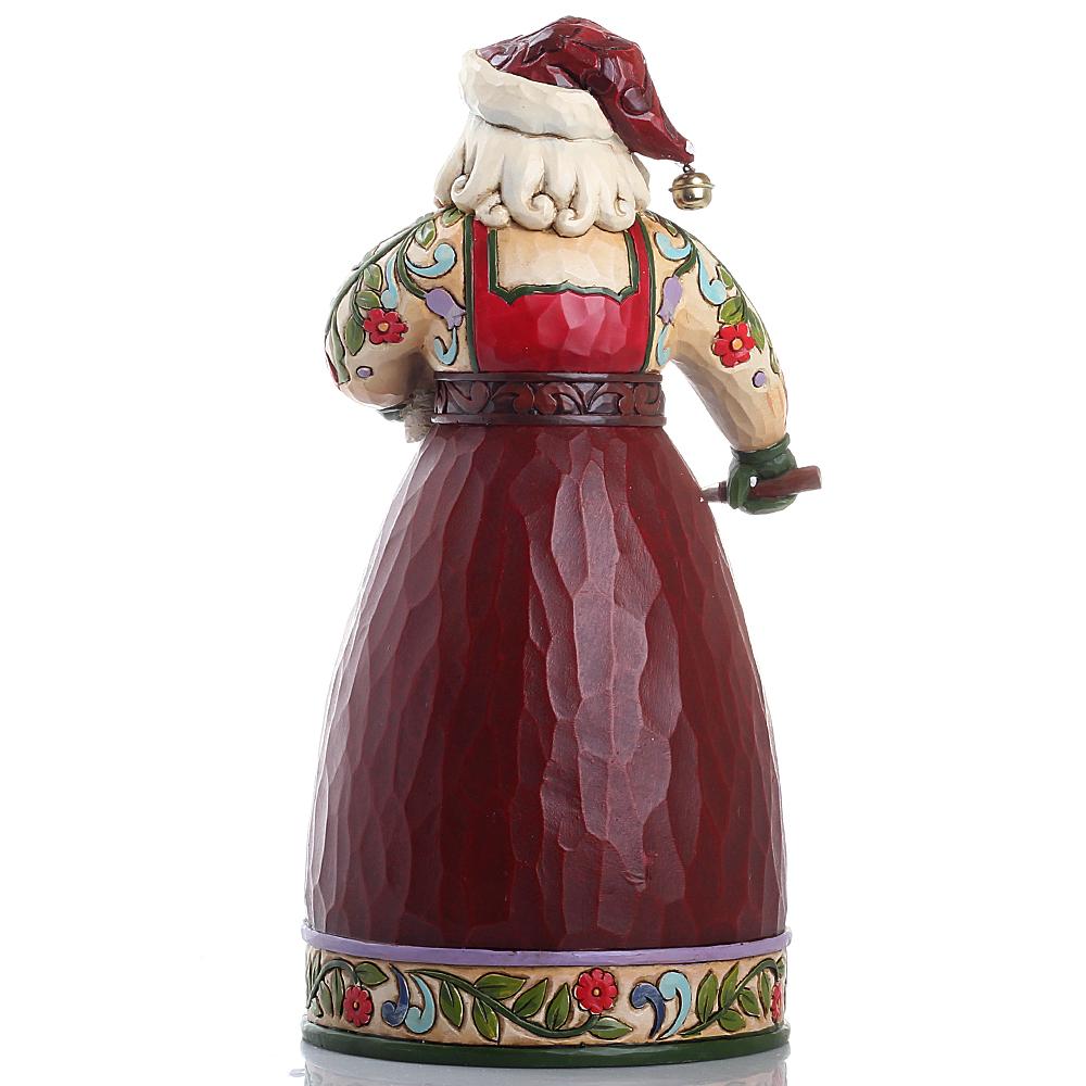 Санта с игрушками Enesco