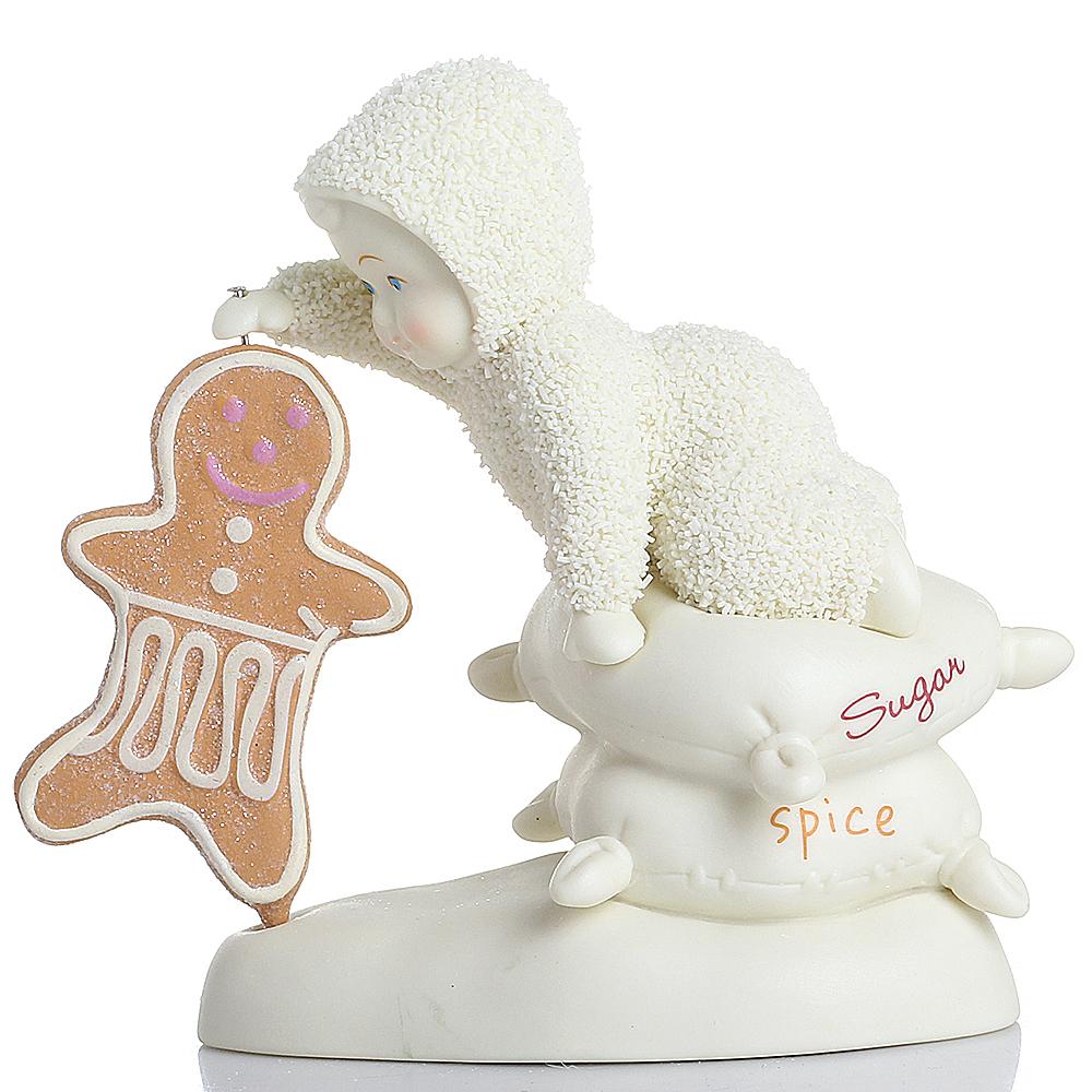 Фигурка Enesco Snowbabies Сладкий пряник