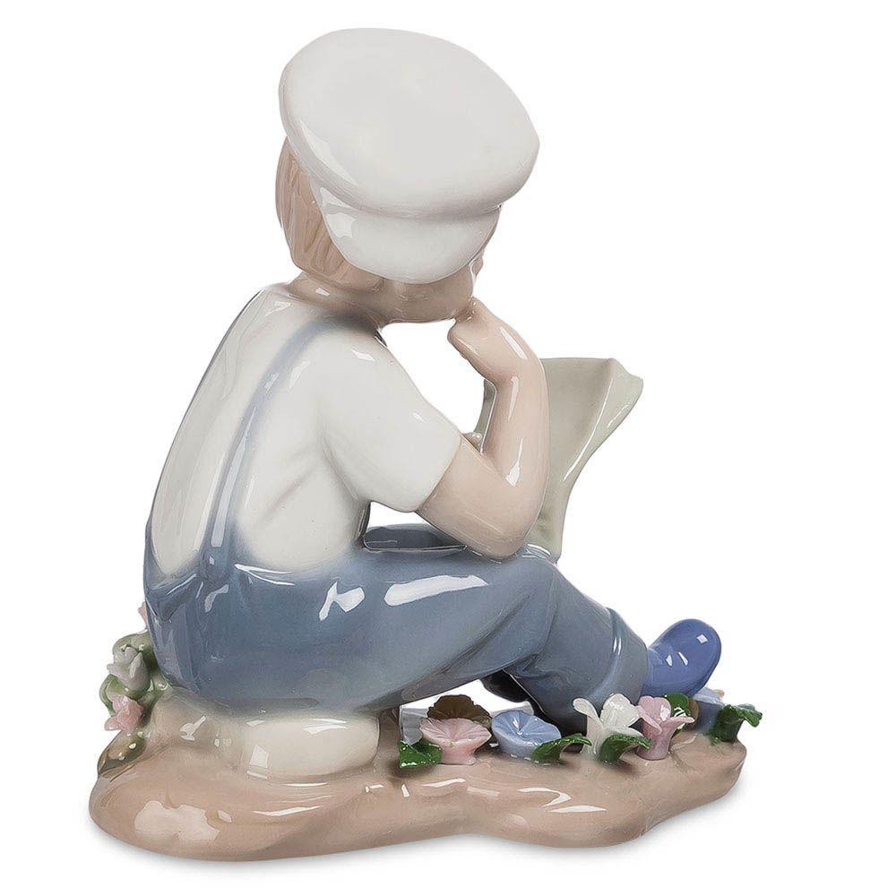 Фарфоровая статуэтка Pavone JP Мальчик