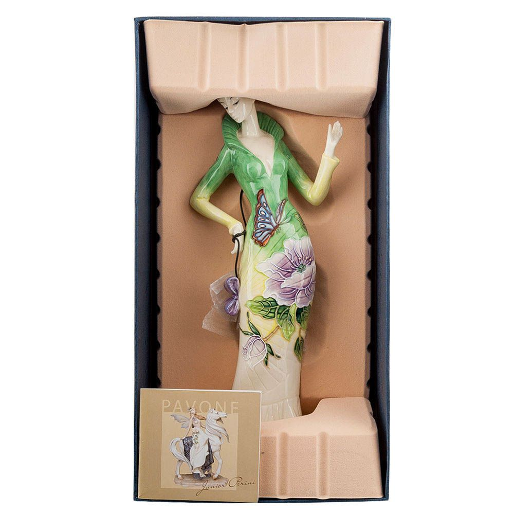 Статуэтка Pavone JP Design Девушка Камелия