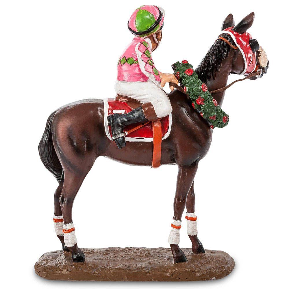 Фигурка Comical World of Stratford Игрок в поло на коне