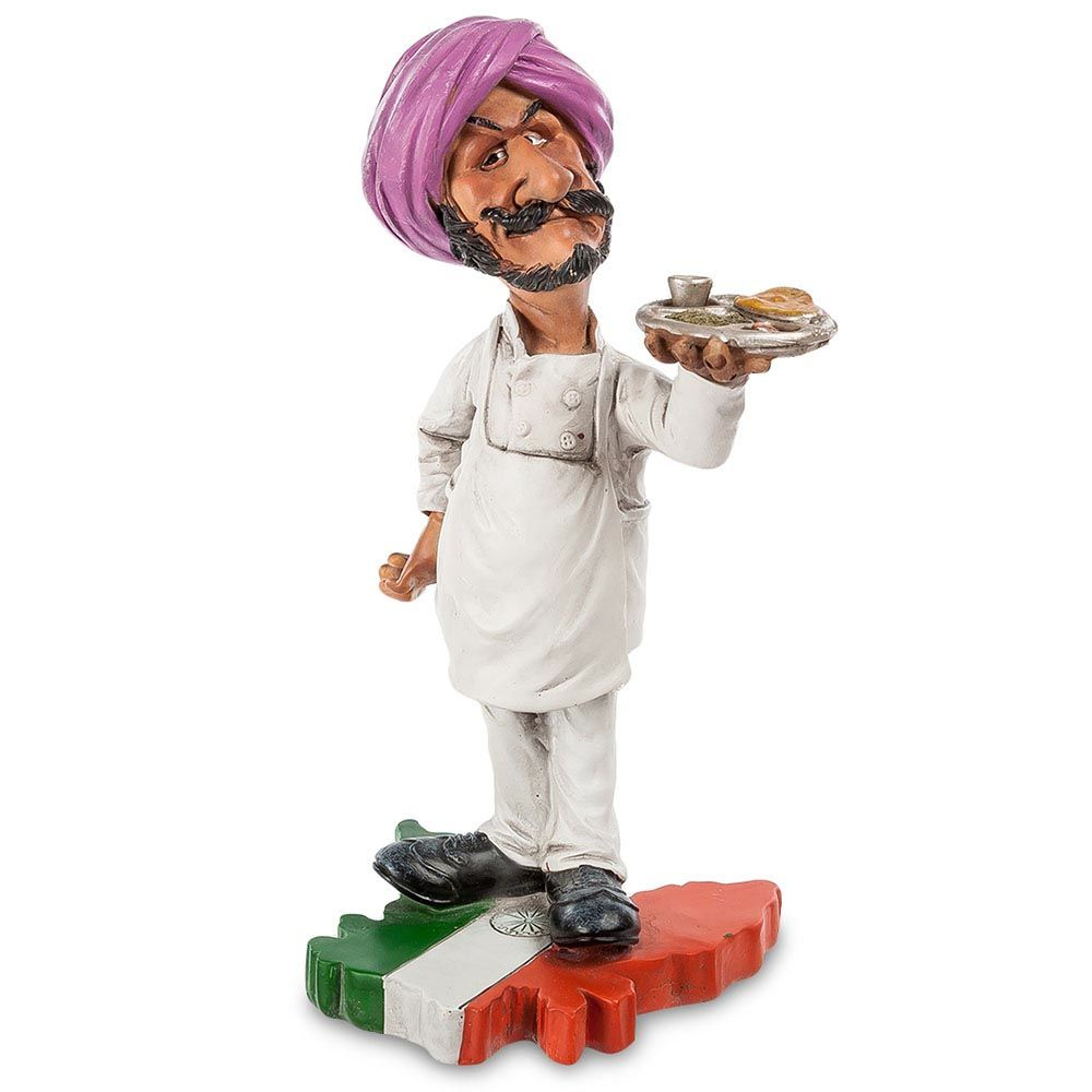 Фигурка Comical World of Stratford Шеф-повар из Индии