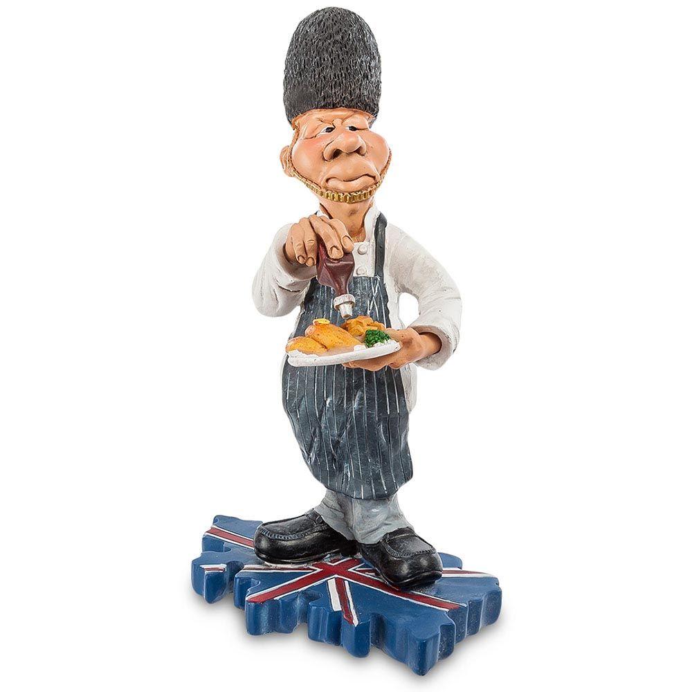 Фигурка Comical World of Stratford Шеф-повар из Англии