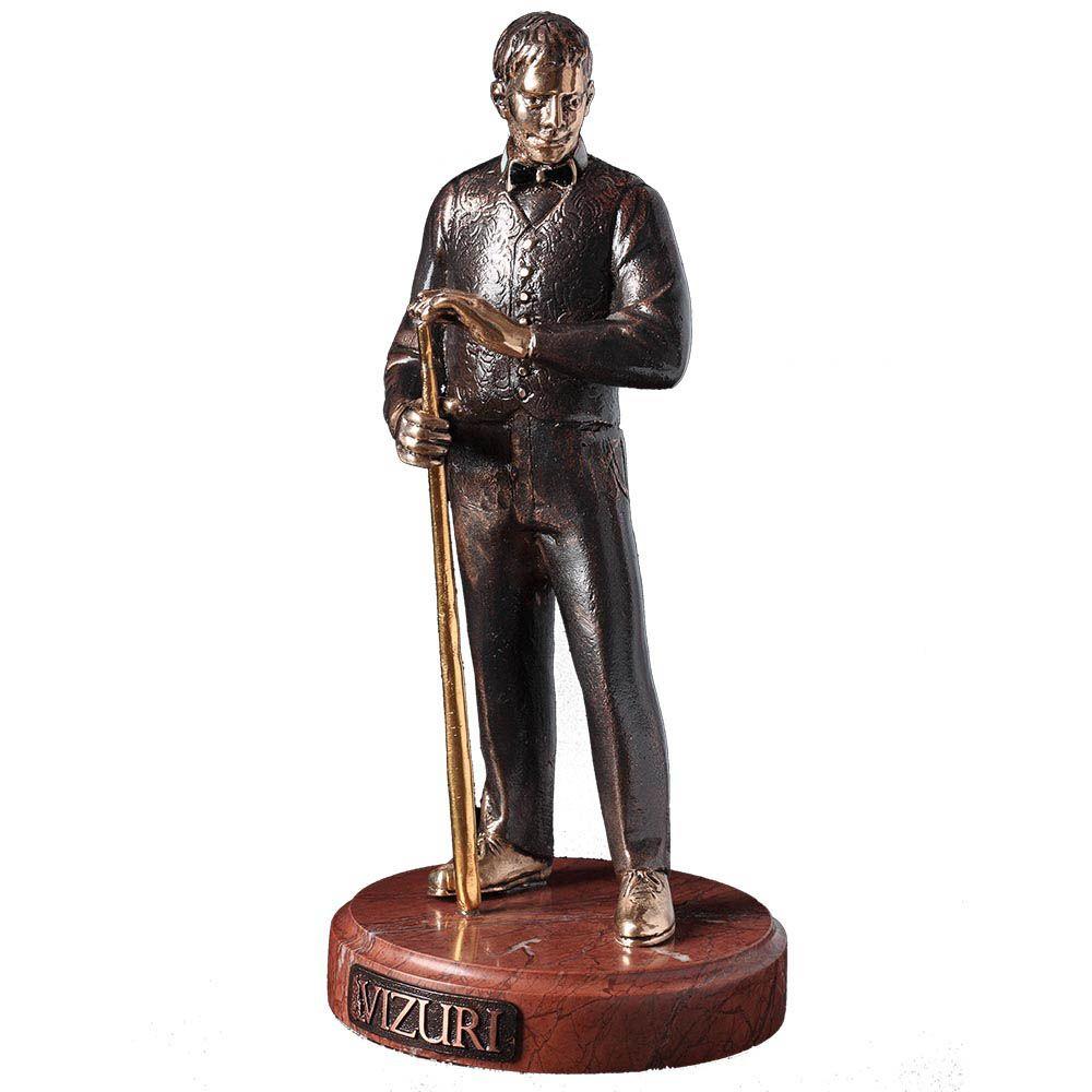 Скульптура Vizuri Бильярдист