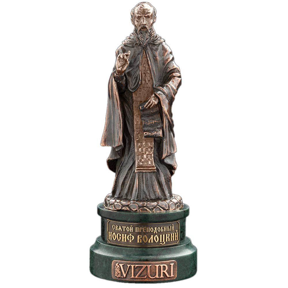 Скульптура Vizuri Преподобный Иосиф Волоцкий