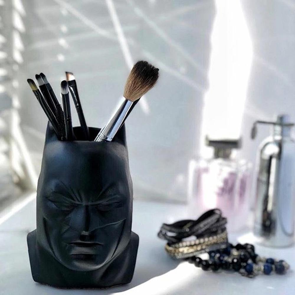 Ваза-органайзер Vase Head Бэтмен ручной работы, фото