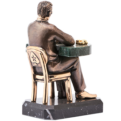 Скульптура Vizuri Звезда покера, фото