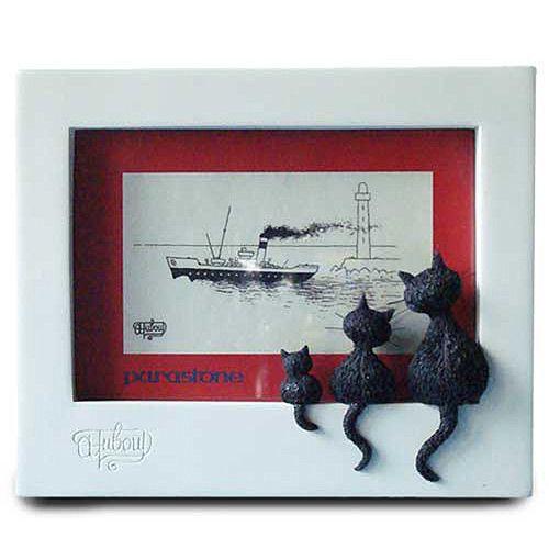 Фоторамка с кошками, фото