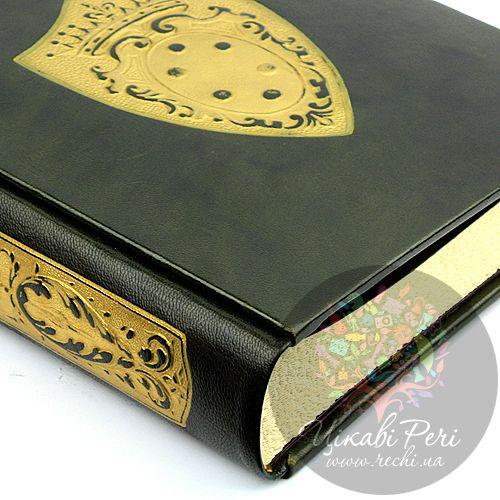 Фотоальбом кожаный ручной работы Medici, фото