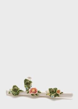 Подсвечник Seletti Flower Attitude с цветами, фото
