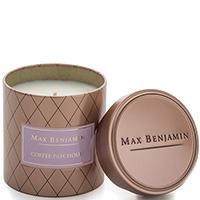 Ароматическая свеча Max Benjamin Coffee Patchouli 170г, фото