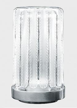 Подсвечник Lalique Jaffa Votive из матового хрусталя, фото
