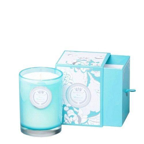 Ароматическая свеча Serenity Морские минералы в подарочной коробке, фото