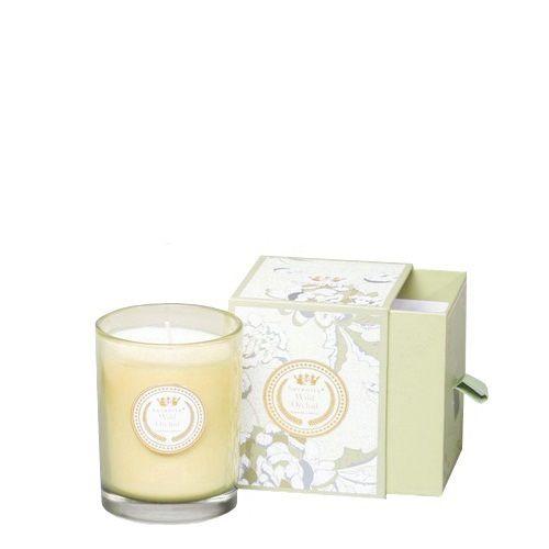 Ароматическая свеча Serenity Дикая орхидея в подарочной коробке, фото