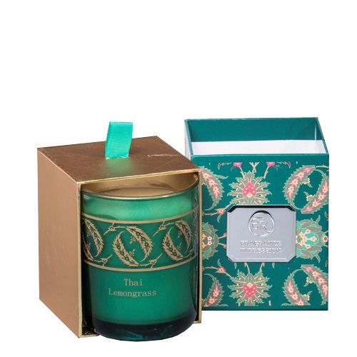 Ароматическая свеча Serenity Тайский лемонграсс в подарочной коробке, фото