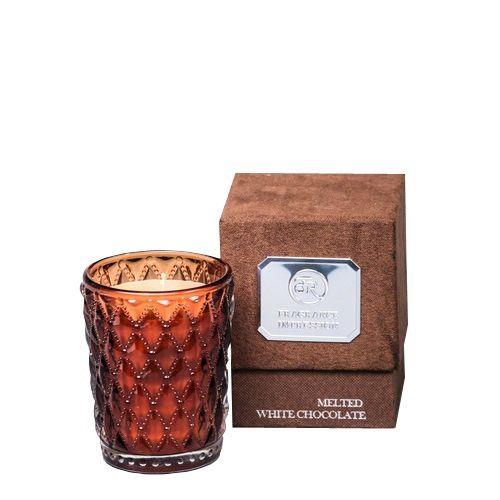 Ароматическая свеча Serenity Горячий белый шоколад в подарочной коробке, фото