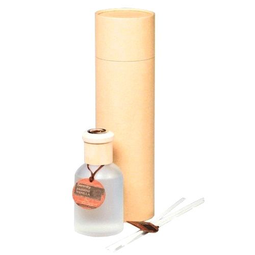 Аромадиффузор Serenity Жасмин с ванилью 200 мл в деревянной коробке, фото