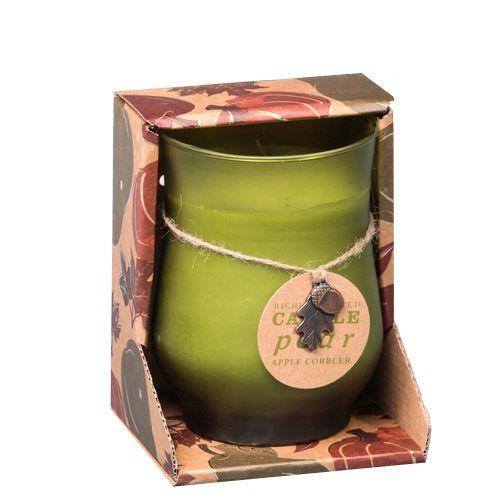 Ароматическая свеча Serenity Яблоко-груша в подарочной коробке, фото