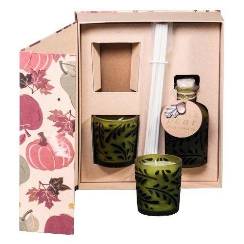 Подарочный ароматический набор Serenity Яблоко-груша natural, фото