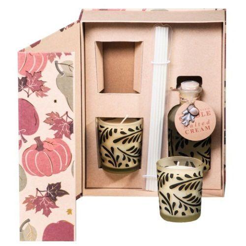 Подарочный ароматический набор Serenity Сладкий крем natural, фото