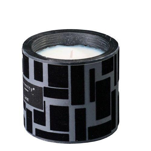 Ароматизированная свеча Serenity Jade Black, фото