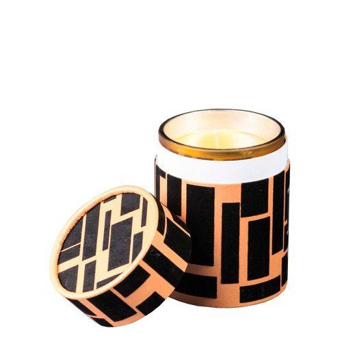 Ароматическая свеча Serenity Янтарь и мирра в подарочной коробке, фото