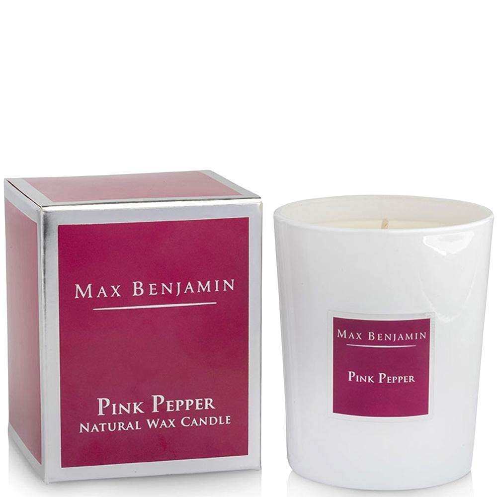 Ароматическая свеча Max Benjamin Pink Pepper 190г