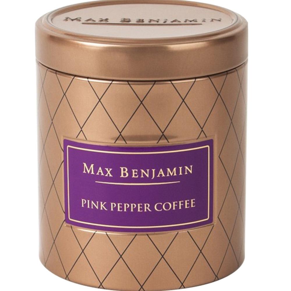 Ароматическая свеча Max Benjamin Pink Pepper Coffee 170г