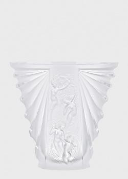 Ваза Lalique Naiades с изображением девушек, фото
