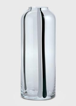Декоративная ваза IVV Empire 49см из стекла, фото