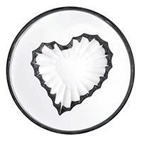 Хрустальная ваза Rogaska Heart 12см, фото
