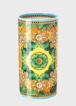 Настольная ваза Rosenthal Versace Jungle Animalier высотой 24см, фото